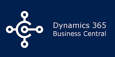 4 Wknds Virtual LIVE Online Dynamics 365 Business Central Training Course tickets