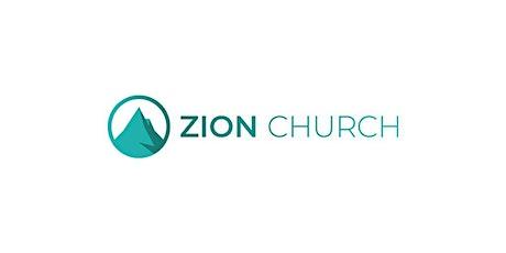 Culto Zion Lisboa - 08/08 bilhetes
