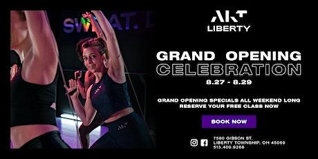AKT Liberty Grand Opening Celebration tickets