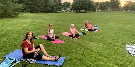 Adoration Yoga in the Park- Tuesday 8/10 tickets