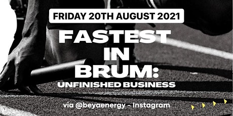 Fastest In Brum: Unfinished Business tickets