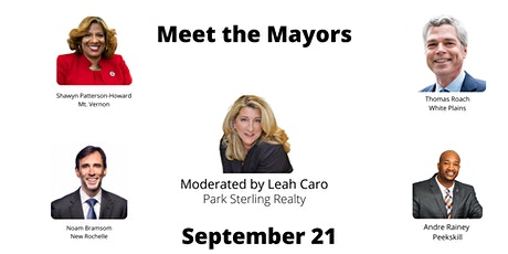 Meet The Mayors tickets