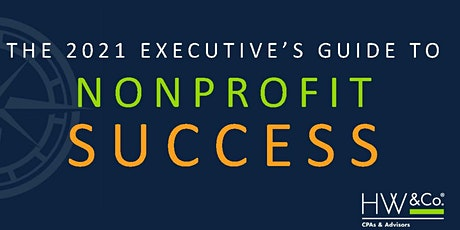 2021 Executive's Guide to Nonprofit Success - Cleveland tickets