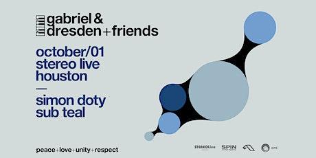 Gabriel & Dresden - Stereo Live Houston tickets
