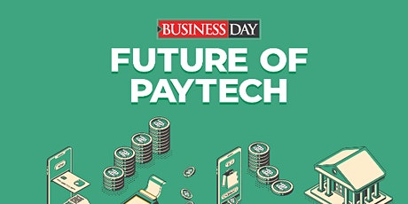 FUTURE OF PAYTECH tickets