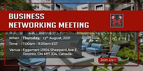 Business Networking Meeting tickets