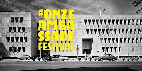 Onze Ambassade Festival #3 tickets