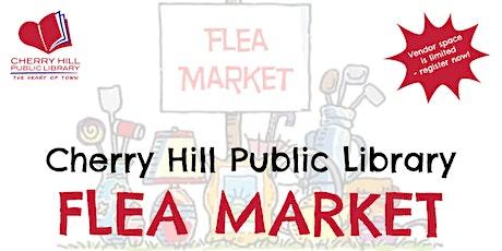 CHPL Flea Market tickets