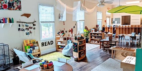 Setting Up Your Reggio Inspired Environment tickets