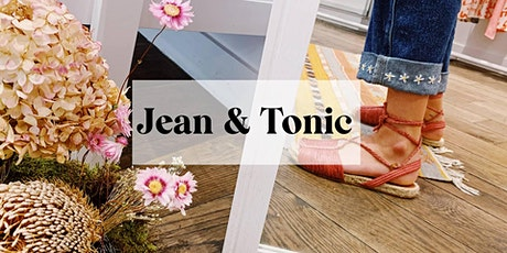 Jean & Tonic - An Evening of Jean Revival & Gin Tasting tickets
