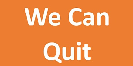 We Can Quit - Smoking Cessation Programme for Men tickets