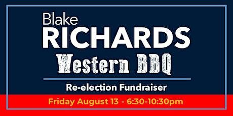 Blake Richards - Western BBQ tickets