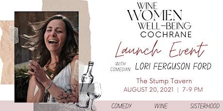 WWWB  Cochrane Launch Event tickets