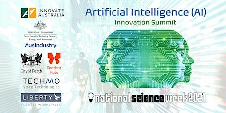 Artificial Intelligence (AI) Innovation Summit tickets