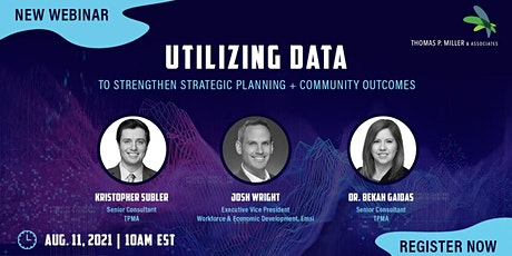 Utilizing Data  to Strengthen Strategic Planning + Community Outcomes tickets