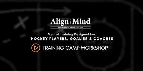 Training Camp Mental Performance Workshop tickets
