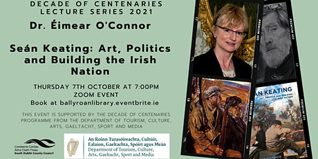 Seán Keating: Art, Politics and Building the Irish Nation tickets