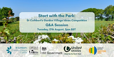 Start with the park competition: Q&A session