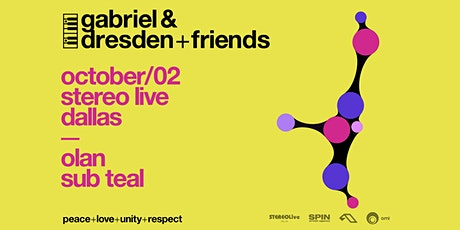 Gabriel & Dresden - Stereo Live Dallas tickets