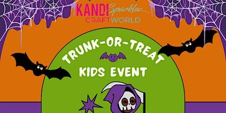 KandiSparklez Halloween Trunk or Treat tickets