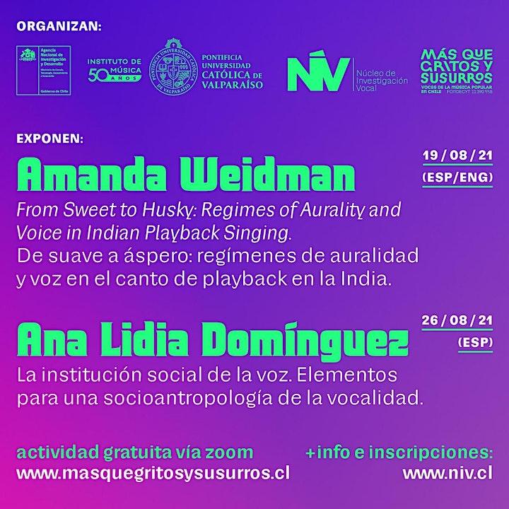 Imagen de 7mo Diálogos Sobre la Voz, Voces en Comunidad