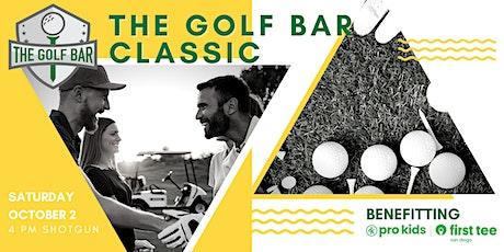 The Golf Bar Classic tickets