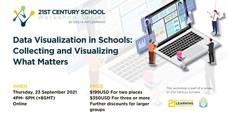 Data Visualization in Schools: Collecting and Visualizing What Matters tickets