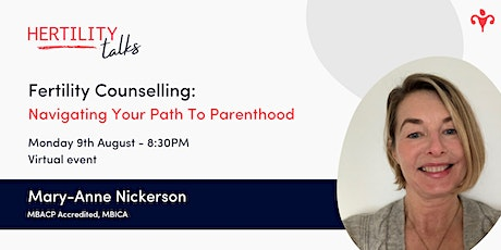 Fertility Counselling: Navigating Your Path To Parenthood tickets