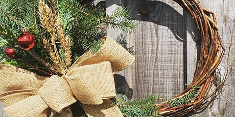 Holiday Wreaths at the Barn @ Burley Berries tickets