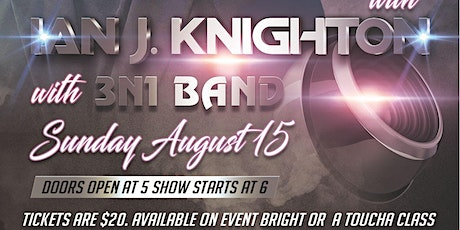 Live Music on The Boulevard An intimate Evening  with  Ian J Knighton tickets