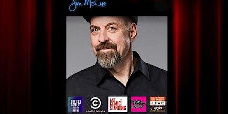 Jim McCue- Fox & Hound Summer Comedy Series tickets