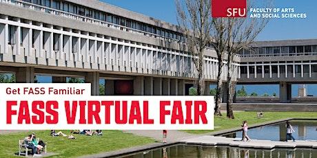 Get FASS Familiar: FASS Virtual Fair tickets