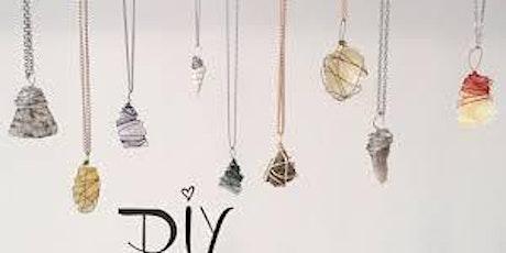 DIY Wire Wrap Jewelry Workshop with Gianna tickets