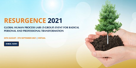 RESURGENCE 2021: Radical personal and professional transformation tickets