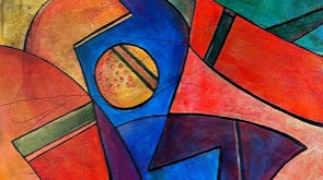 Absolutely Abstract with Paula Crandell (Adult-Painting)