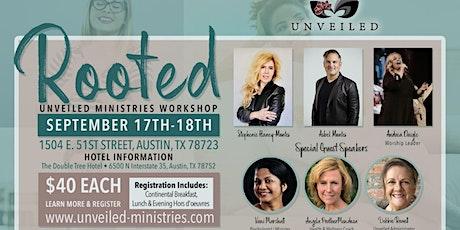 Unveiled Ladies Ministry Workshop tickets