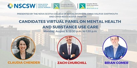Candidates Forum on Mental Health and Substance Use Care tickets