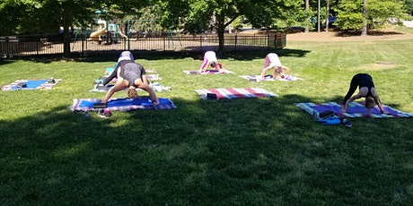 North Raleigh Outdoor Yoga 8/7 at 9 AM tickets