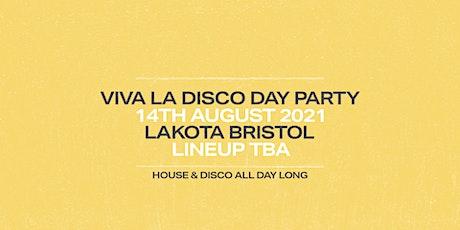 Viva La Disco: Day Party tickets