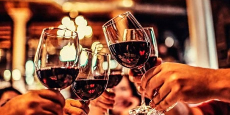 Burlington Wine Club - Vintage Trade tickets