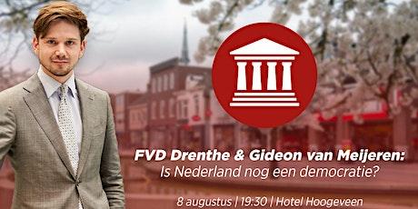 FVD Drenthe & Gideon van Meijeren tickets