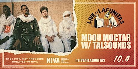 Live at Lagunitas: Mdou Moctar w/ Kayatta tickets