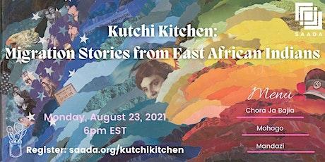 Kutchi Kitchen tickets