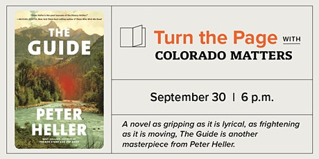 Turn the Page with Colorado Matters tickets
