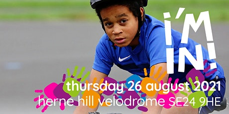 I'M IN! @ The Velodrome tickets