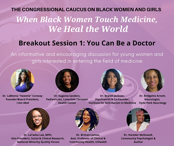 Congressional Caucus on Black Women and Girls 2021 Symposium image