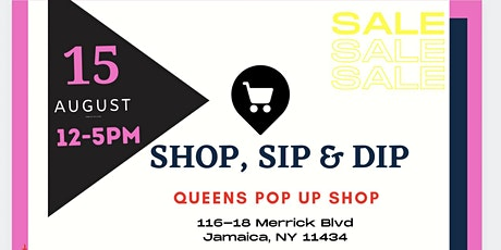 NYC Pop Up Shop tickets
