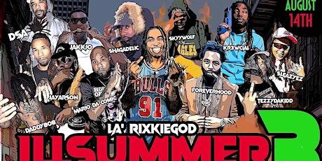 La'RixkieGod's Celebrity BDAY BASH #iLLSummer3 tickets