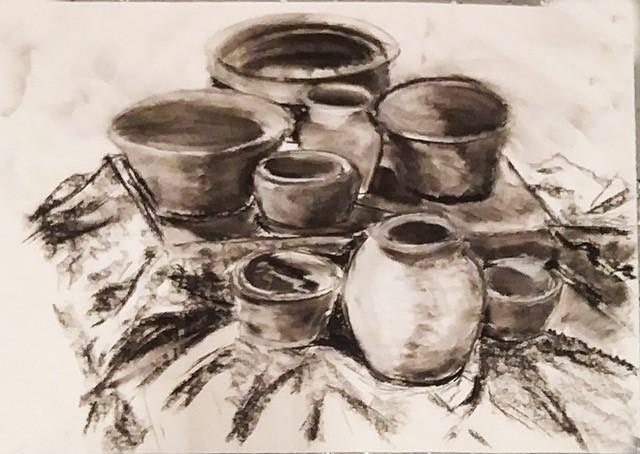 Intermediate and Advanced Drawing with Dennis Hart (Adult-Drawing)
