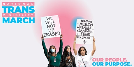 2021 National Trans Visibility March tickets
